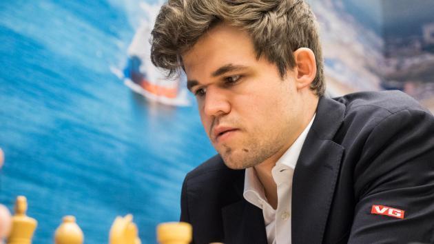 Du bist stärker als Magnus Carlsen!