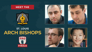 PRO Chess League Semifinals: Meet The Arch Bishops!