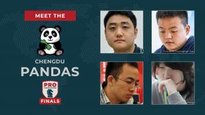 PRO Chess League Semifinals: Meet The Pandas!