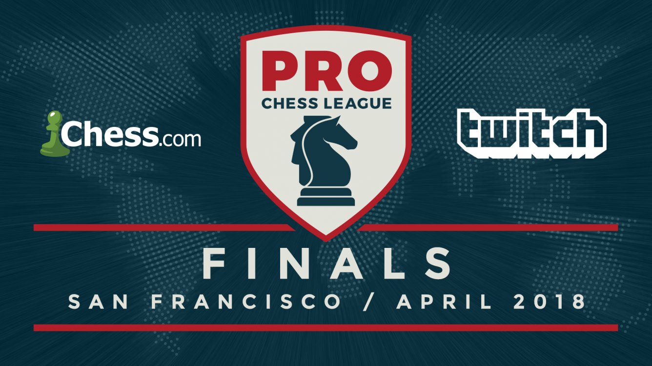 5 Reasons To Watch The PRO Chess League Live Finals This Weekend