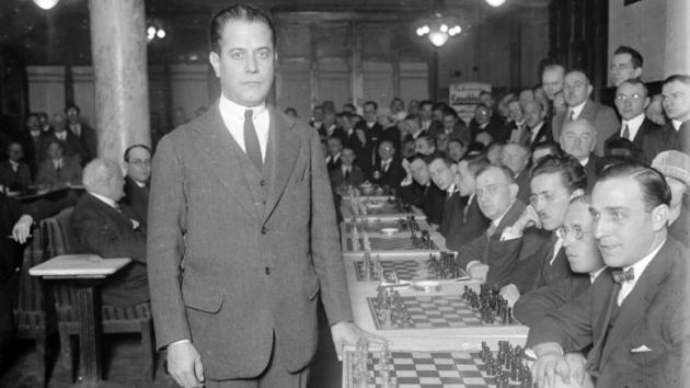 Frank Marshall, Teil 3: Capablanca betritt die Bühne