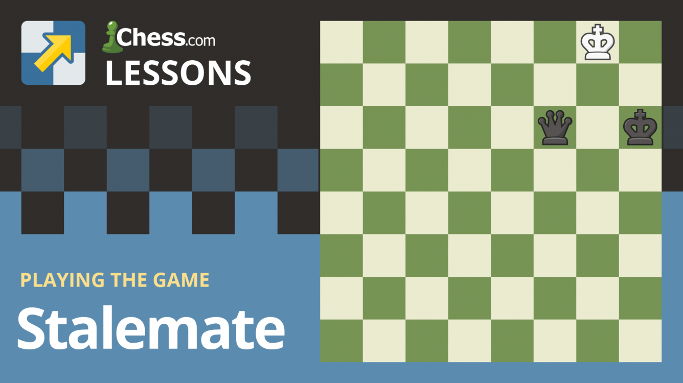 What is Stalemate? | Chess Terms