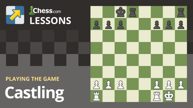 How to Castle in Chess?