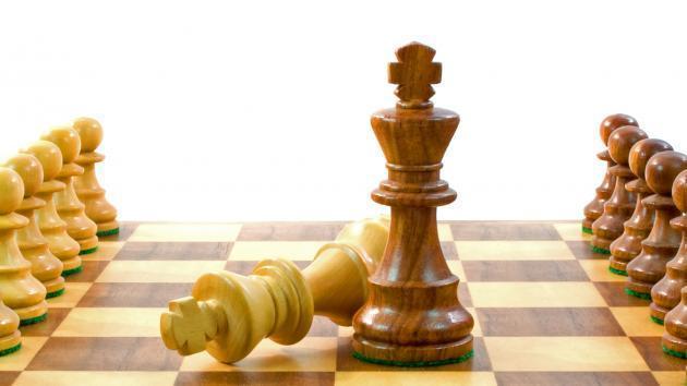 Was ist Zugzwang?   Schachregeln