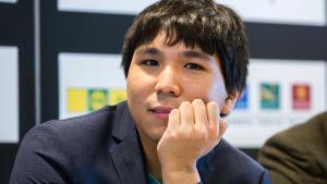 Wesley So enseña ajedrez