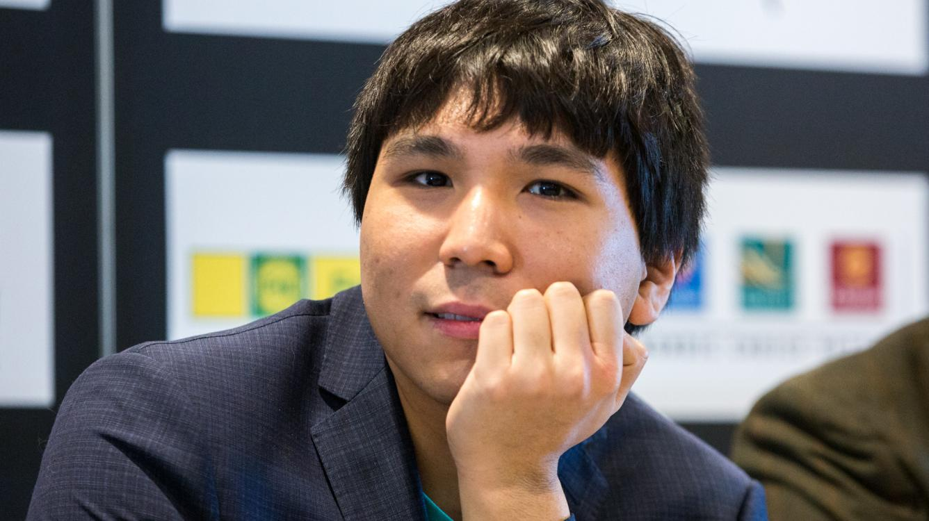 Wesley So enseña ajedrez