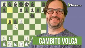 El Gambito Volga   Aperturas de ajedrez en 15 minutos