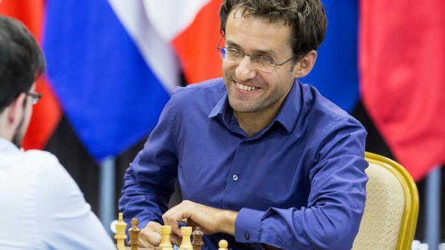 Was ist Levon Aronian's Lieblingszug?