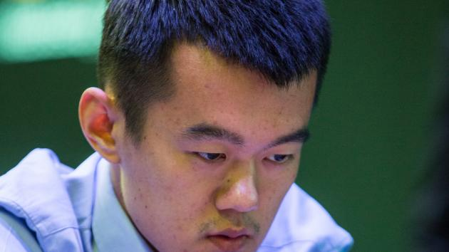 The Unpredictable Ding Liren