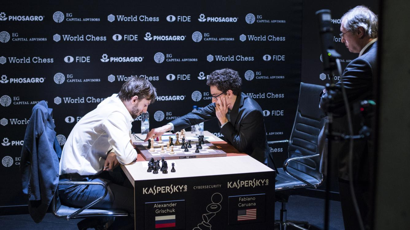 2018 Chess Tournaments Results