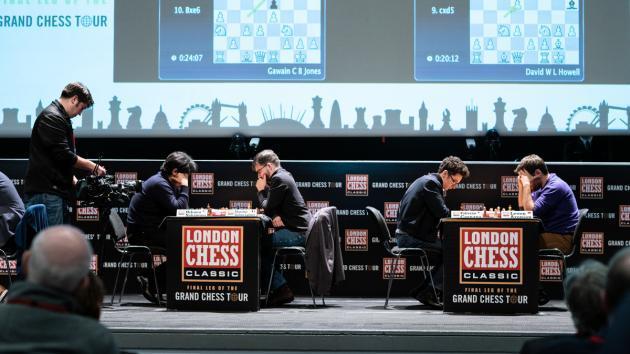 Календарь шахматных соревнований [обновлен в марте 2019]