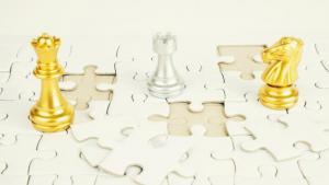 Já Viste Este Raro Padrão de Xadrez?