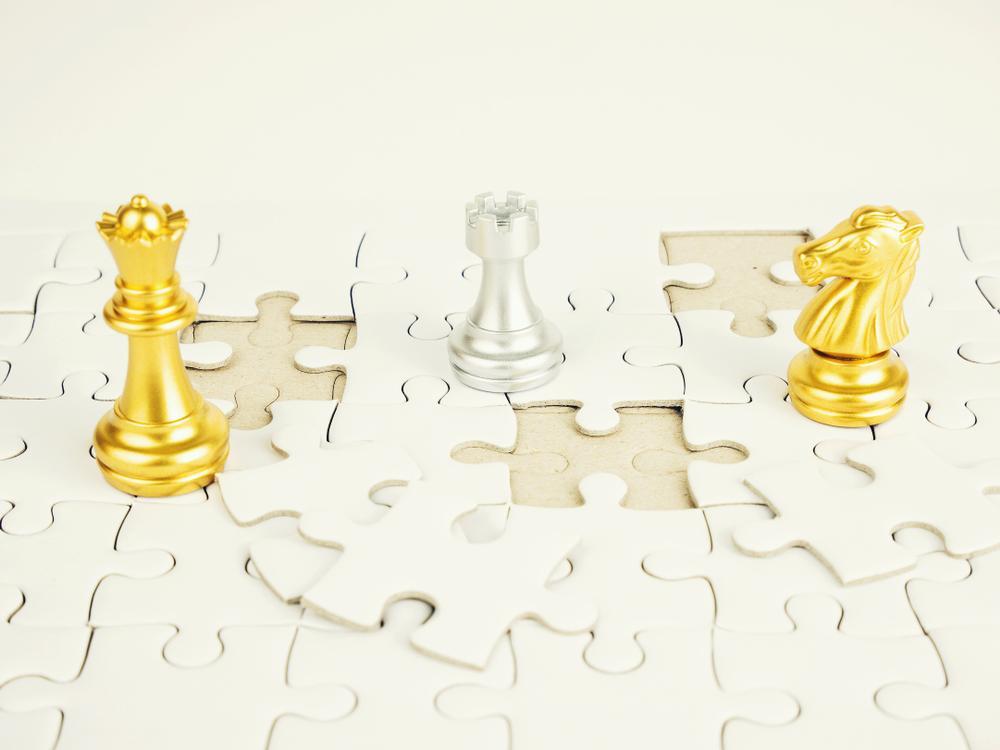¿Has visto este excepcional patrón de ajedrez?