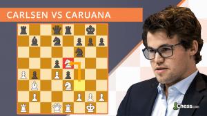 Dos lecciones estratégicas de Magnus Carlsen