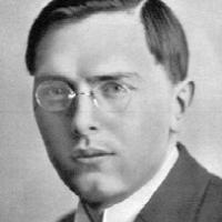 Max Euwe at Hastings