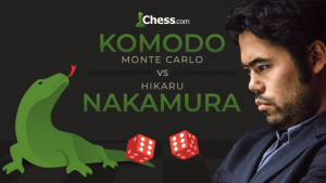 La única victoria de Komodo frente a Nakamura