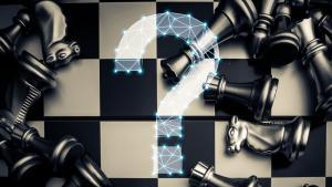¿Conoces esta rara táctica de ajedrez?