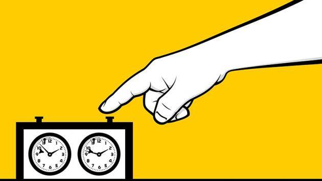 Die Kunst der Zeiteinteilung