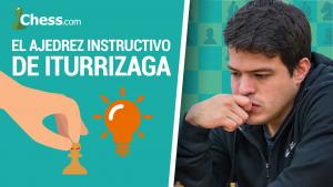 El ajedrez instructivo de Eduardo Iturrizaga