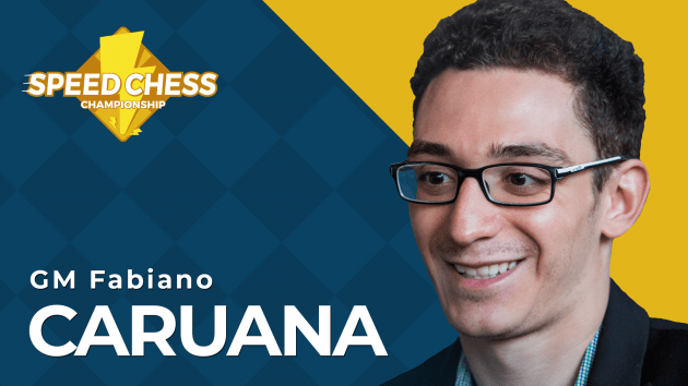 How To Watch Caruana vs Aronian Speed Chess Championship Today