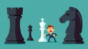 ¿Harías tú este truco de ajedrez?