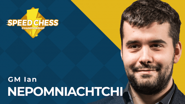 How To Watch Nepomniachtchi vs Grischuk Speed Chess Championship Today