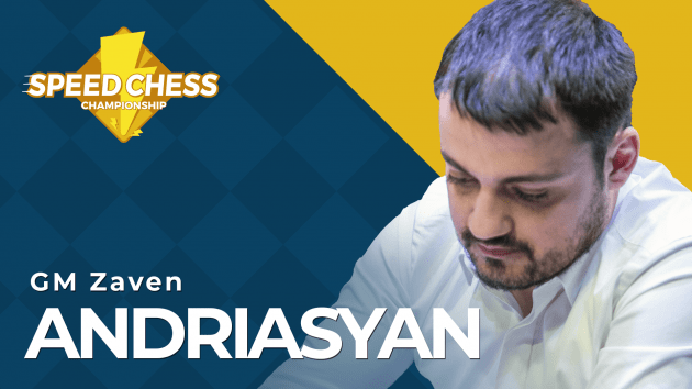 How To Watch Andriasyan vs Vidit Gujrathi Speed Chess Today