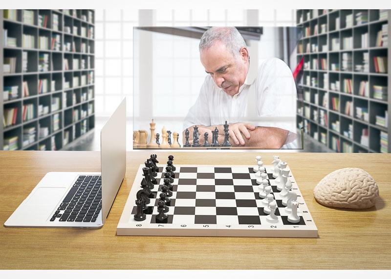 Kasparov vs. Deep Blue   The Match That Changed History