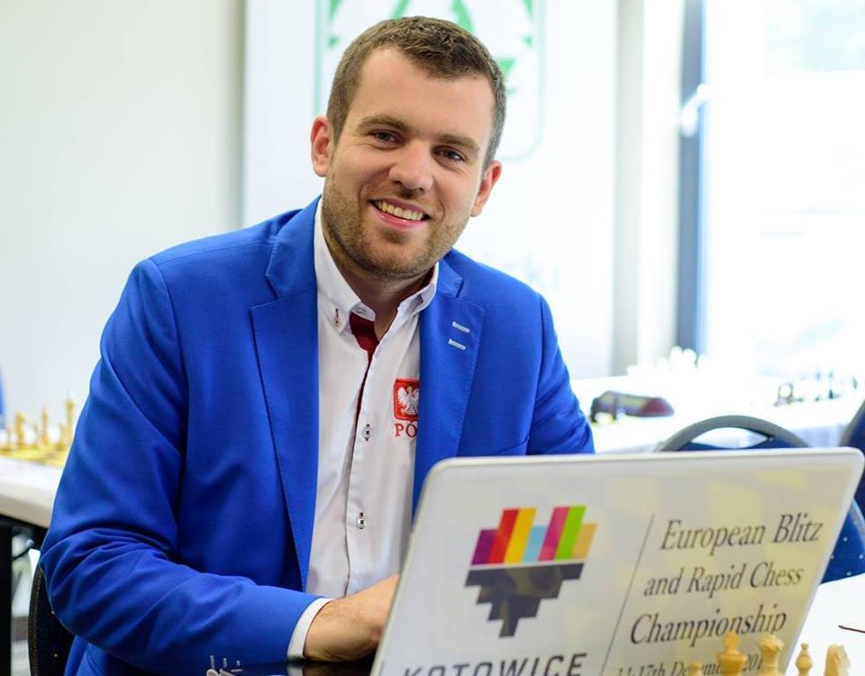 Polski kandydat na wiceprezydenta FIDE - wywiad Chess.com z Łukaszem Turlejem