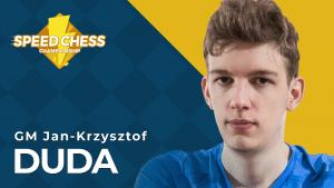 Wywiad z Janem-Krzysztofem Dudą | 2018 Speed Chess Championship