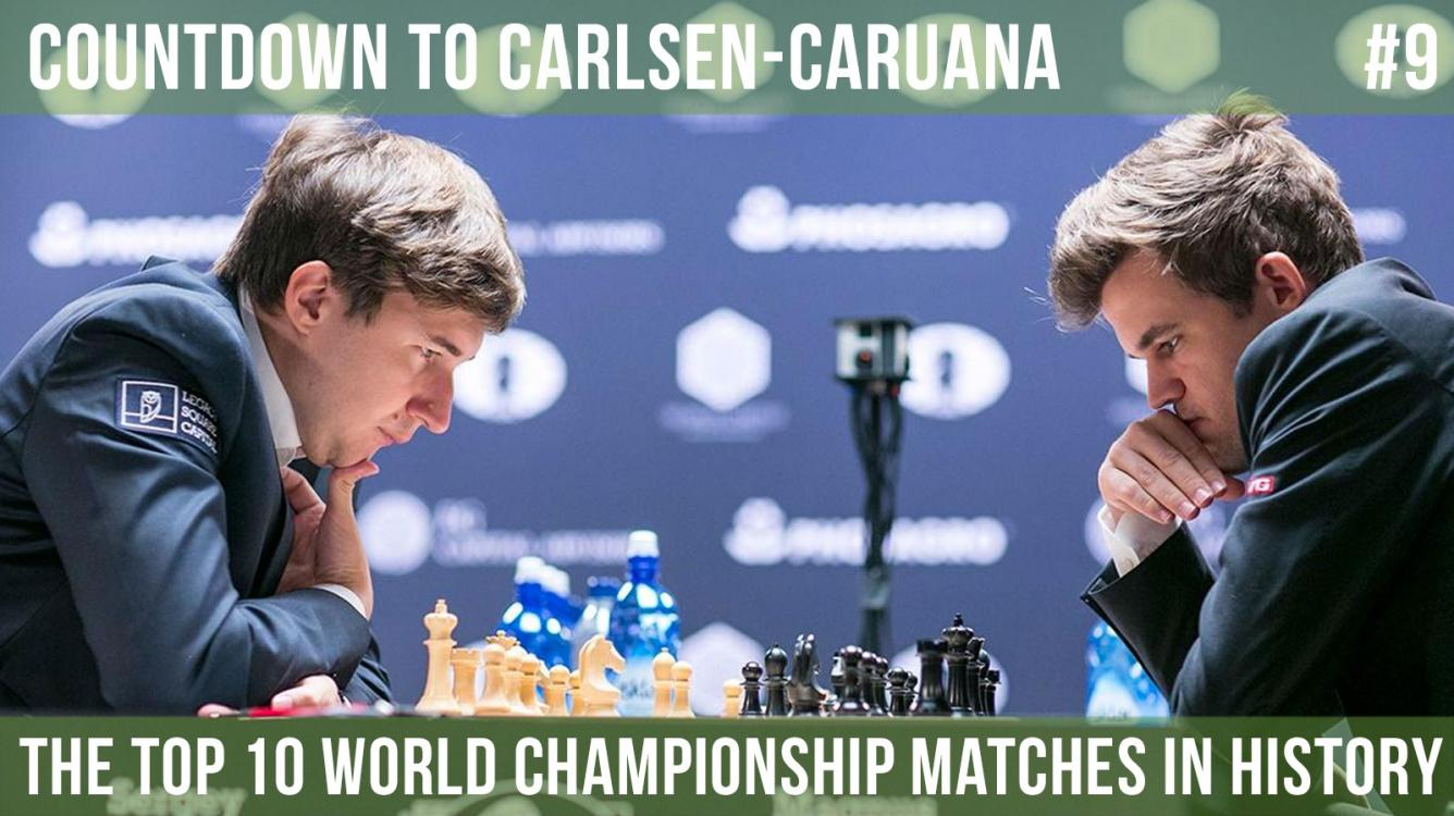 Carlsen vs. Karjakin | World Chess Championship 2016