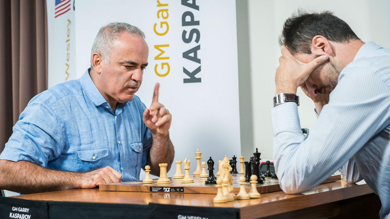 Who Invented Closed Chess Games?