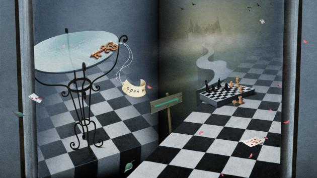 Вам нравятся странные шахматы?