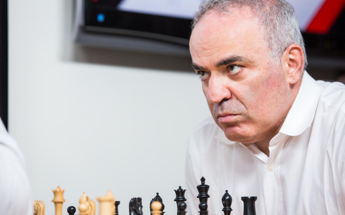 Garry Kasparov's Brilliancy Prizes