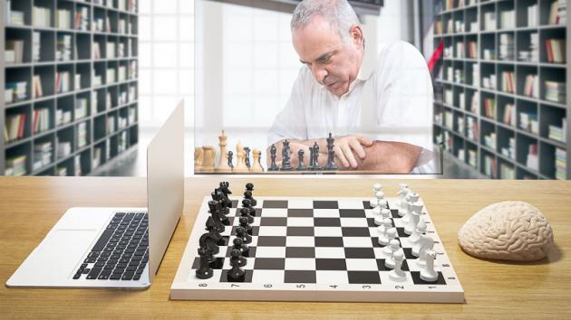 Kasparov vs. Deep Blue   O Confronto Que Mudou a História