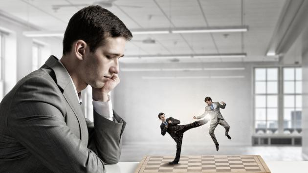 What If Carlsen And Caruana Were Martial Arts Fighters?