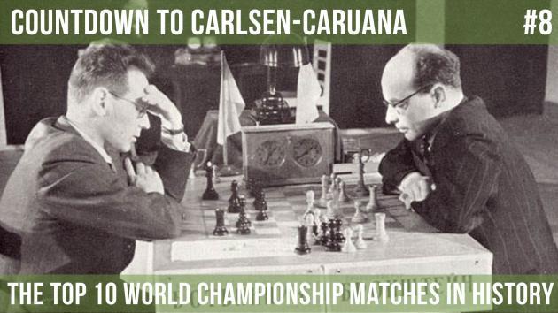 Botvinnik vs. Bronstein | World Chess Championship 1951