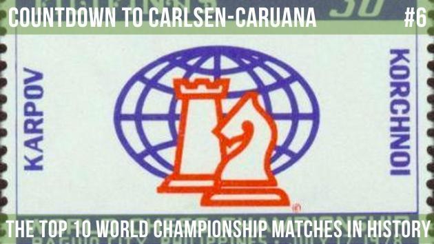 Karpov vs. Korchnoi | World Chess Championship 1978