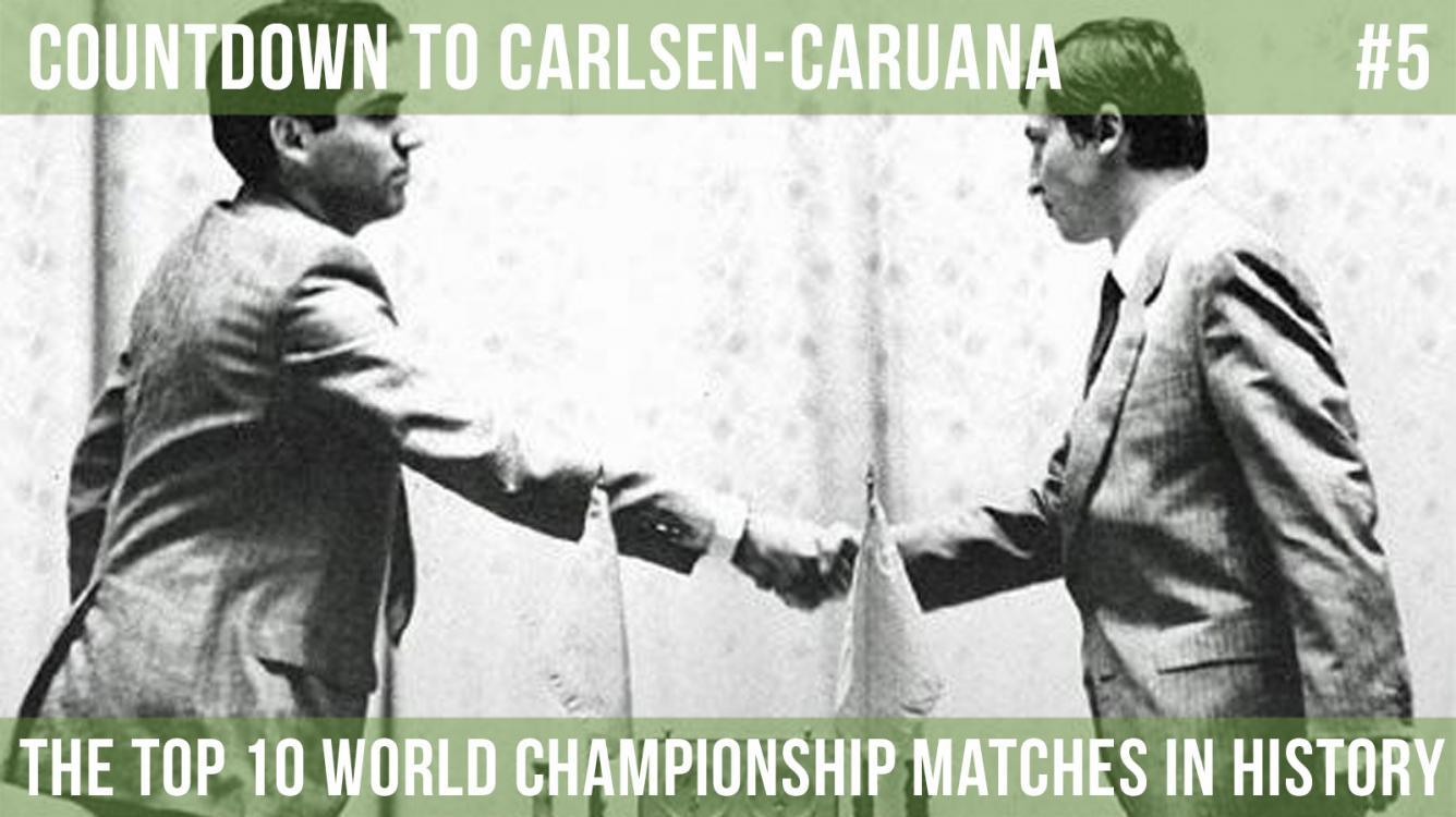 Karpov vs. Kasparov | World Chess Championship 1985