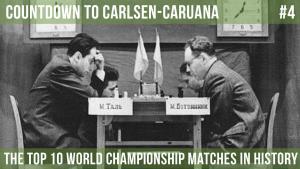 Tal vs. Botvinnik | World Chess Championship 1960