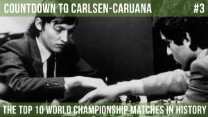 Karpov vs. Kasparov | World Chess Championship 1984