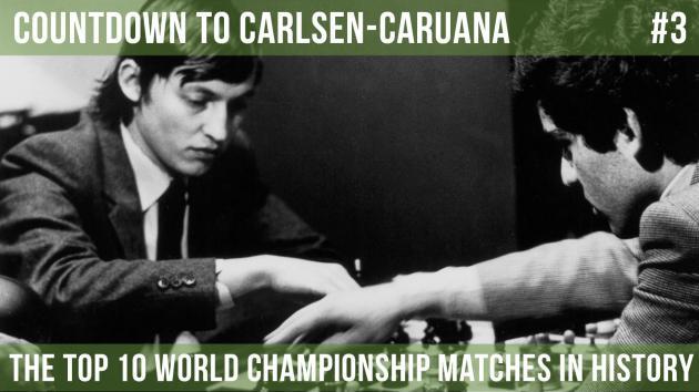 Karpov vs. Kasparov   World Chess Championship 1984
