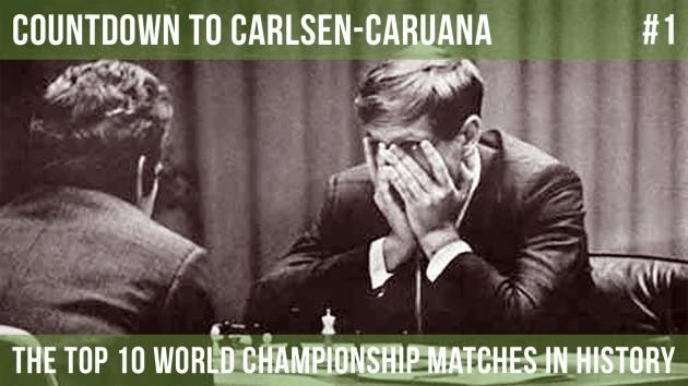 Fischer vs. Spassky | World Chess Championship 1972