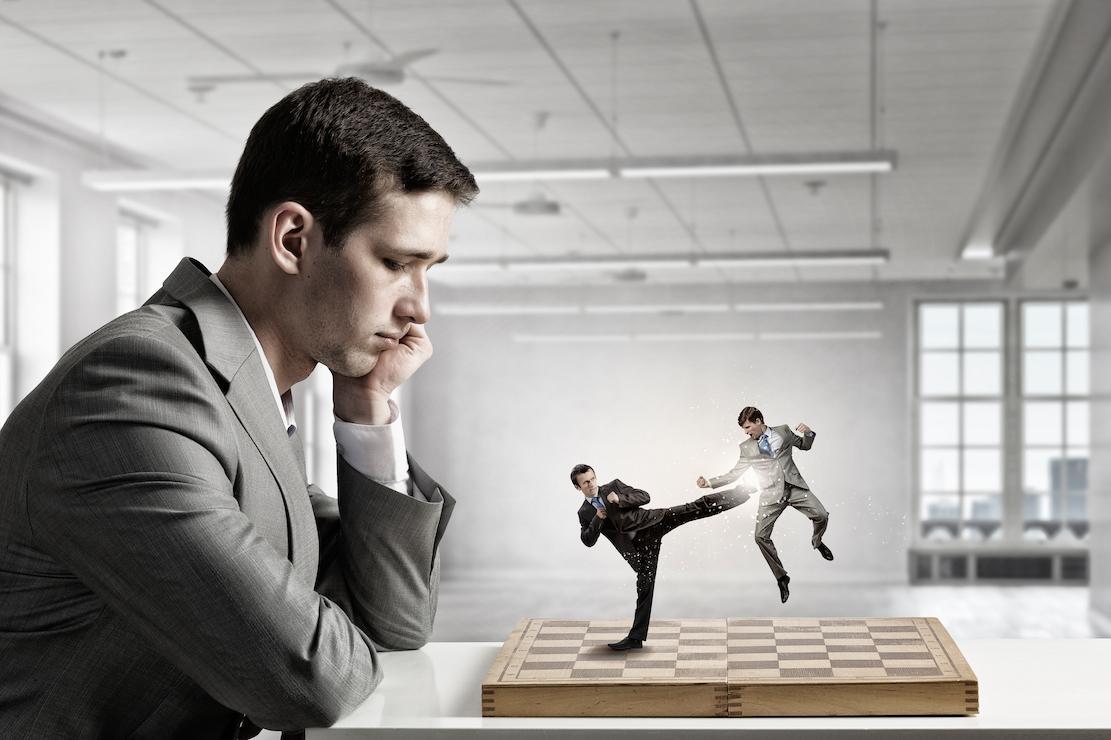 Карлсен и Каруана как мастера единоборств