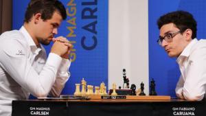 Schachweltmeisterschaft 2018: Carlsen-Caruana