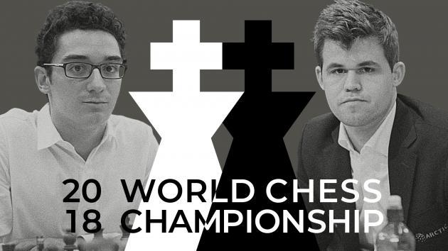 2018 World Chess Championship: Halftime