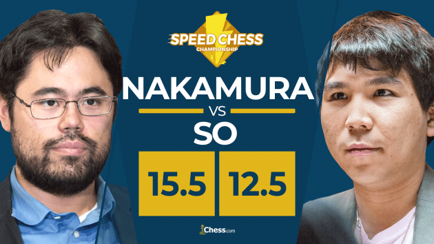 Финал четырех Speed Chess Championship