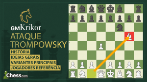 Aprenda o Ataque Trompowsky!