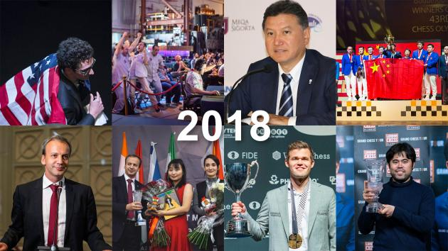 The Top 10 Chess News Stories Of 2018