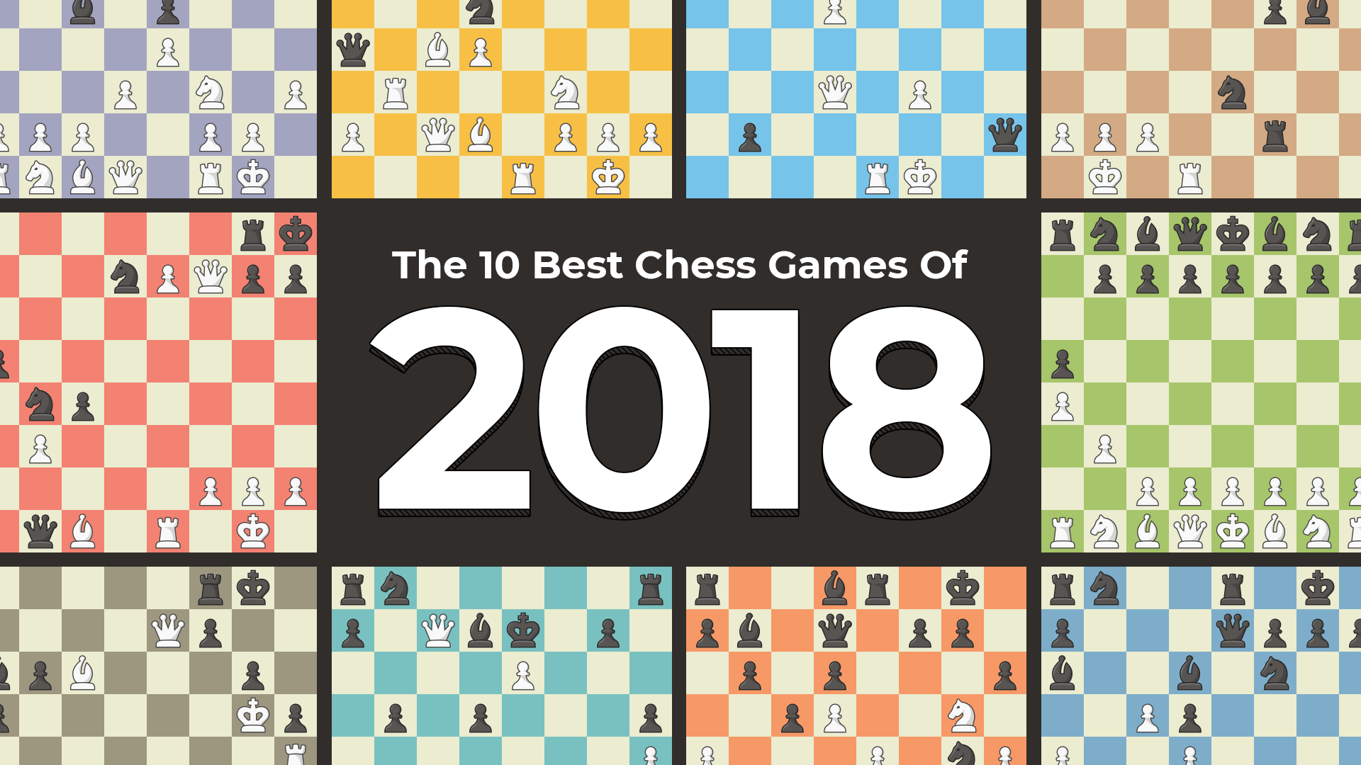 The 10 Best Chess Games Of 2018